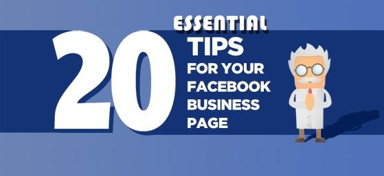 image : 20 Essential Tips For Facebook Business Page