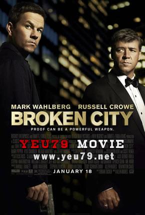 Thành Phố Tội Lỗi Broken City