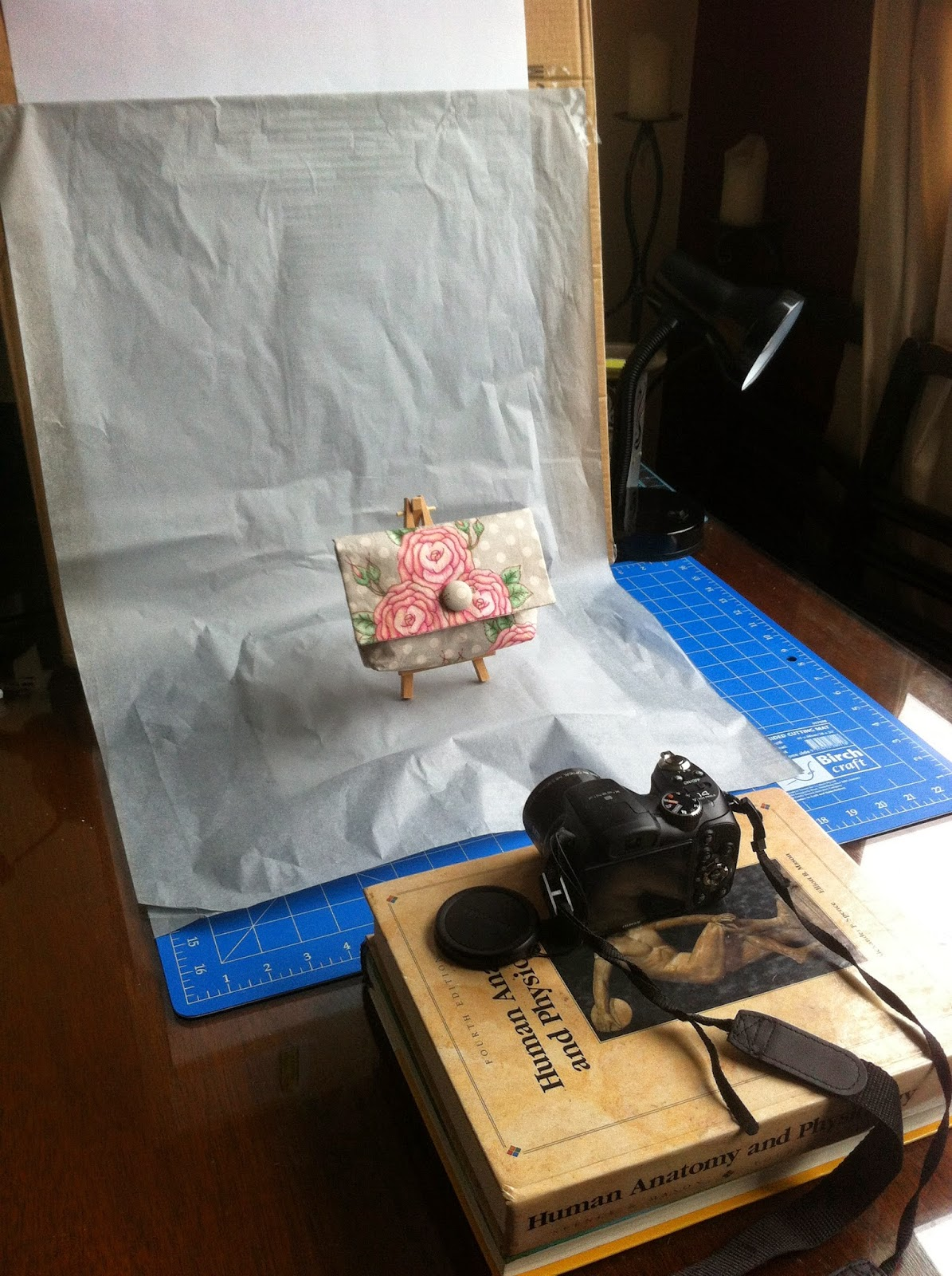 photographing for Etsy basic photography setup easy