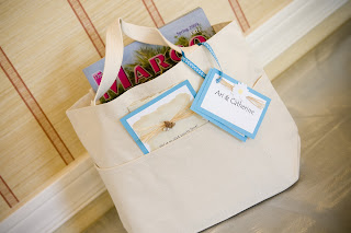 Canvas Bag with Name Tag