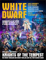White Dwarf Weekly número 85 de septiembre