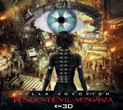 Resident Evil 5 Venganza 2012 BRRip latino