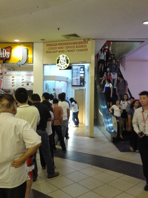 My forex money changer mid valley