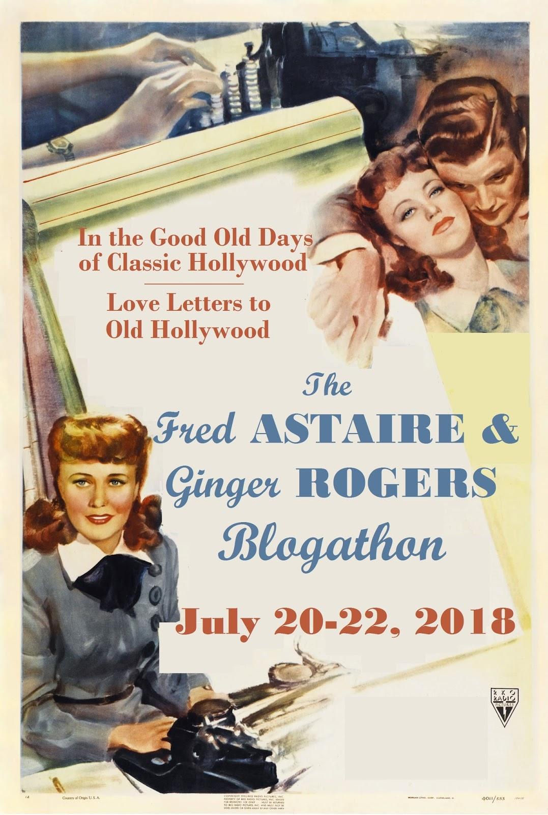 Astaire/Rogers Blogathon
