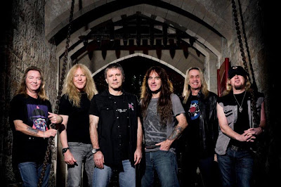 Iron Maiden Greatest Heavy Metal Band