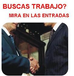 VACANTES DE TRABAJO