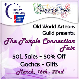 The Purple Connection Fair