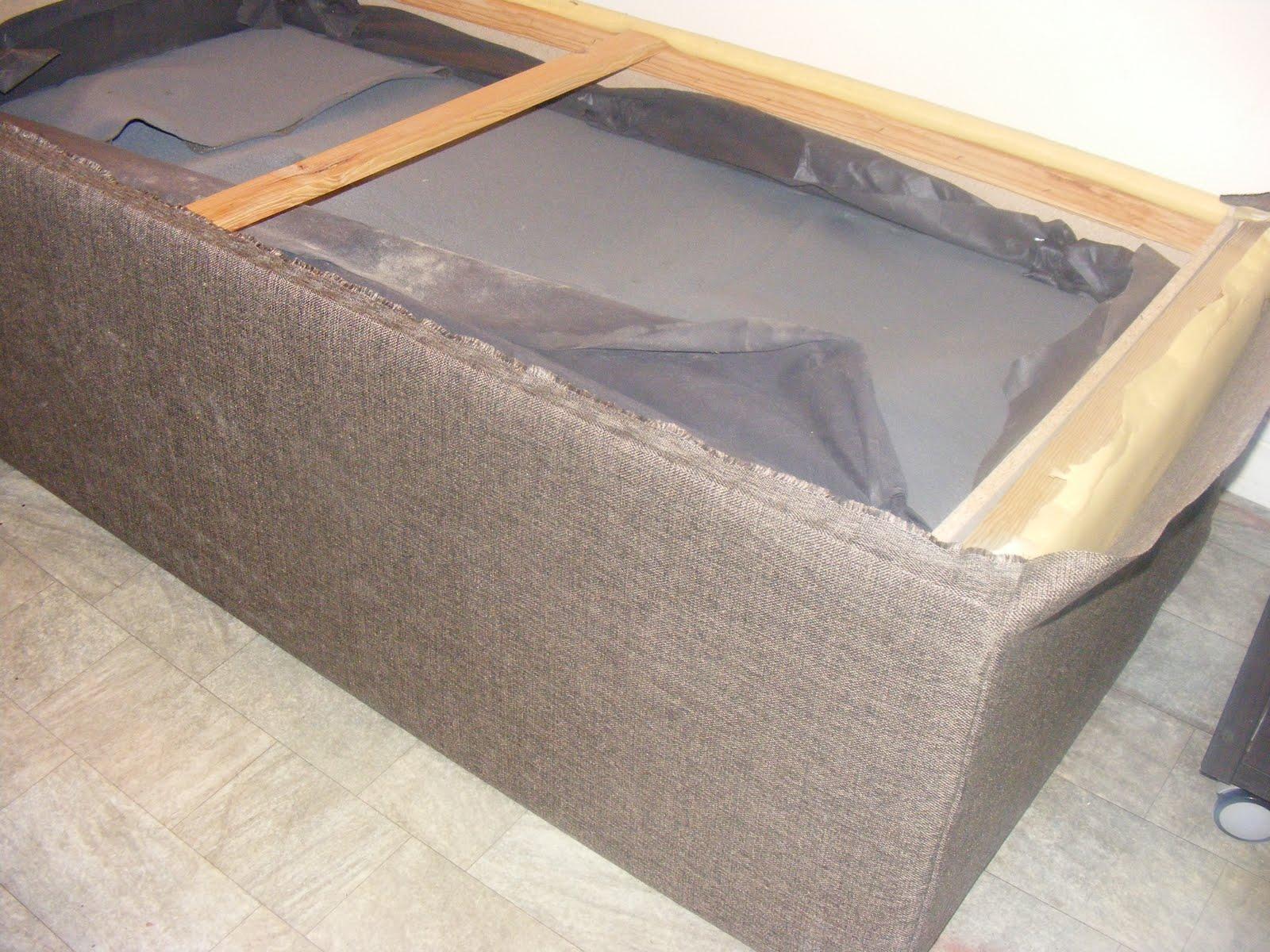 Neige de louange le jour o j 39 ai refais mon canap - Comment fabriquer un canape ...