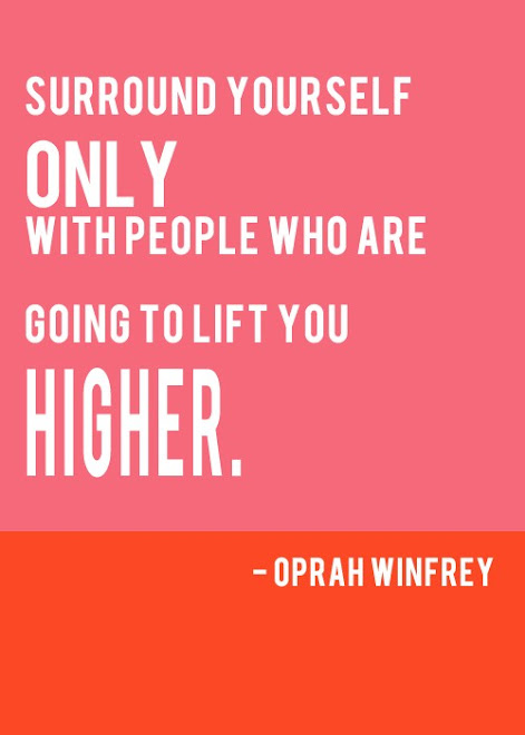 Quote - Oprah