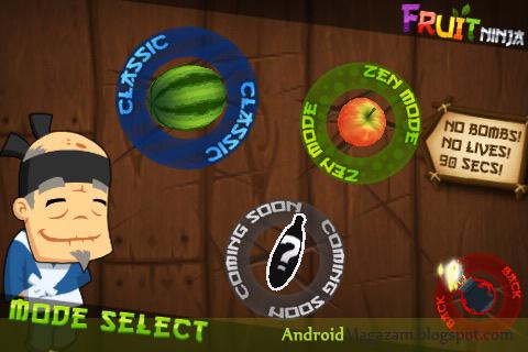 Samuray Meyvesi Oyunları