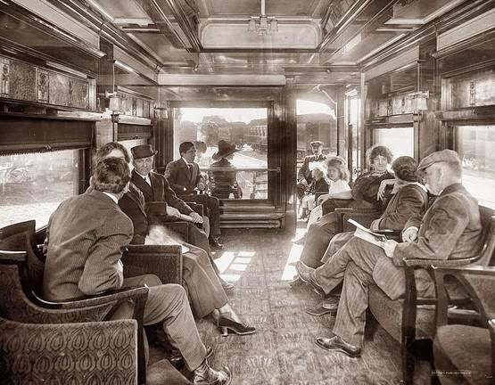 Eles são passageiros do vagão do Expresso do Oriente sob meu comando