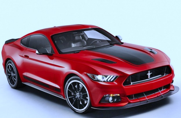 2018 Ford Mustang Mach 1 Ford Car Review