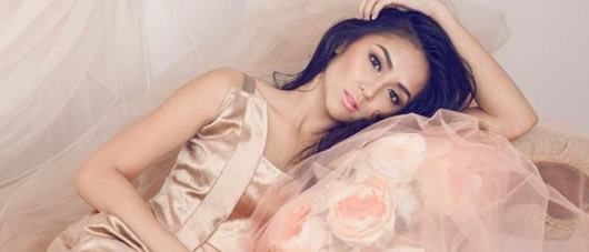 Kathryn Bernardo wet look on Preview magazine August 2013 issue