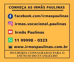 Conheça as Irmãs Paulinas!