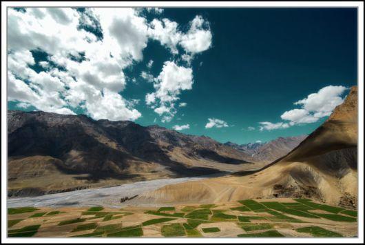 Enroute to Kibber, Himachal Pradesh