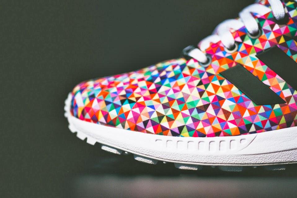 adidas zx flux leopard colori