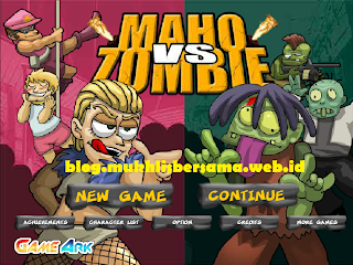 Download Game Maho VS Zombie