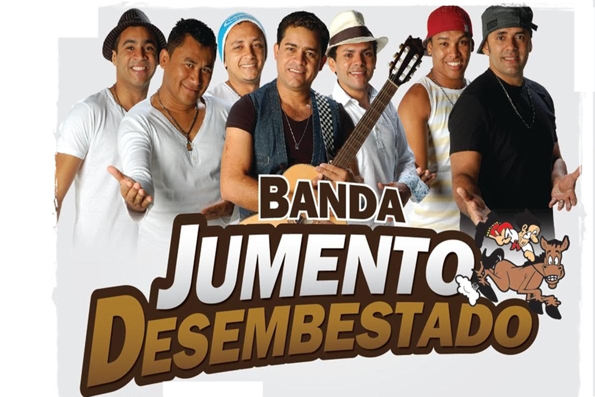 Banda Jumento Desembestado OF.