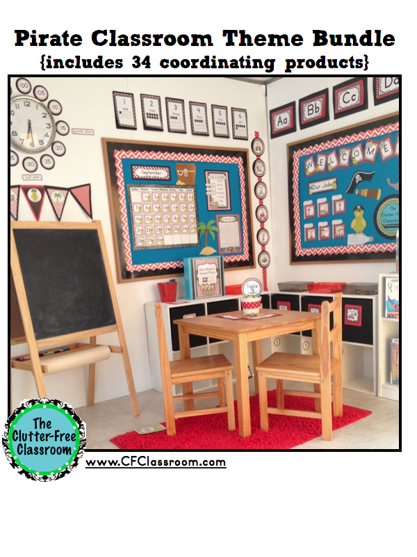 Classroom Decor Download : Pirate themed classroom photos printables ideas for