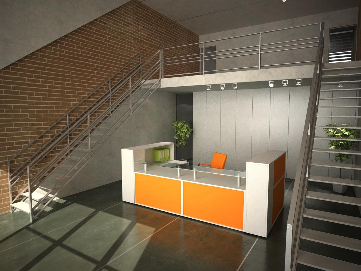 Reveptiv Reception Desk Verve