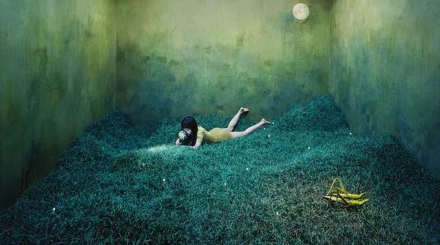 Jee Young Lee paisajes de sueños surreal sin Photoshop