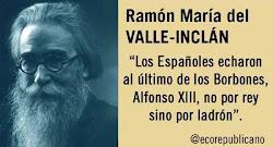 ¡Gracias Don Ramón!