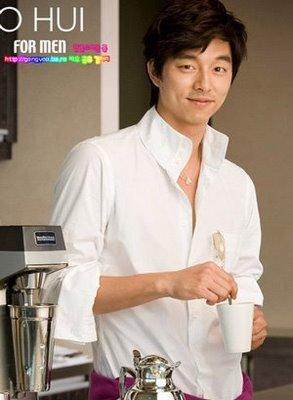 Foto Gong Yoo