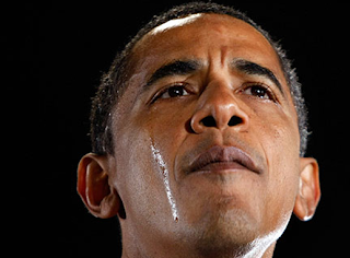 President Obama Tears Up and Expresses Grief on Newtown School Shooting