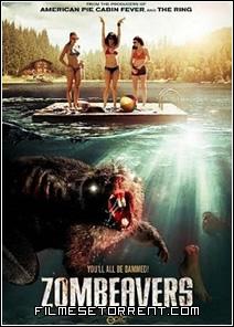 Zombeavers Terror no Lago Torrent Dublado