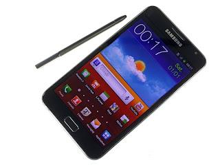 Spesifikasi Samsung Galaxy Note