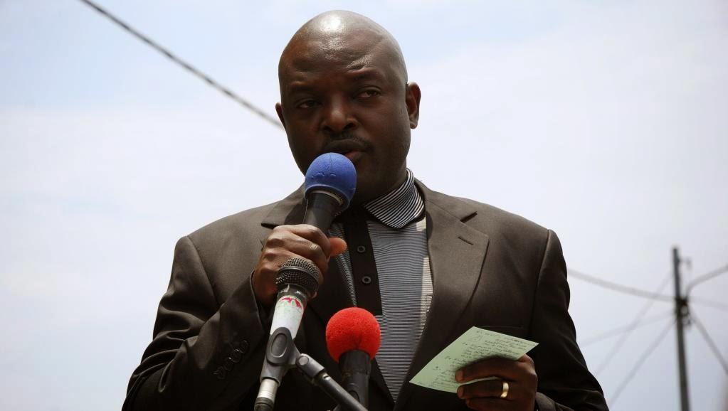 U Burundi ku gitutu cy'abanyamerika n'abanyaburayi