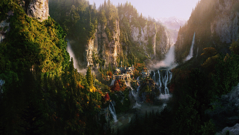 Cités elfiques Elves+6