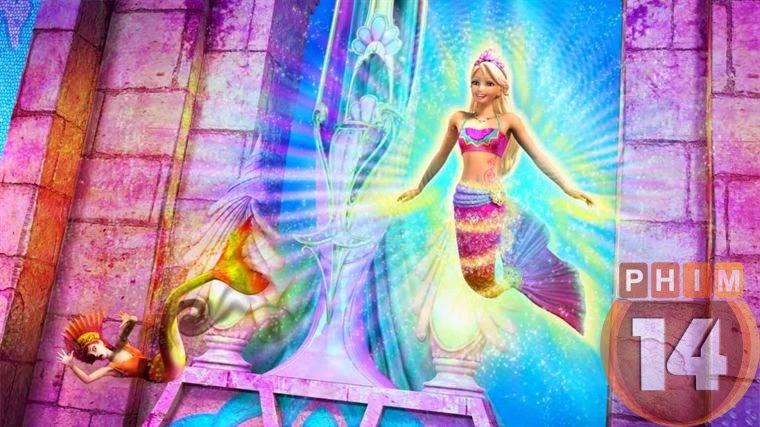 Barbie Câu Chuyện Người Cá 2 barbie in a mermaid tale 2 new pic barbie movies 28599498 760 427
