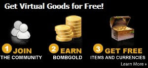 Free virtual items and currencies