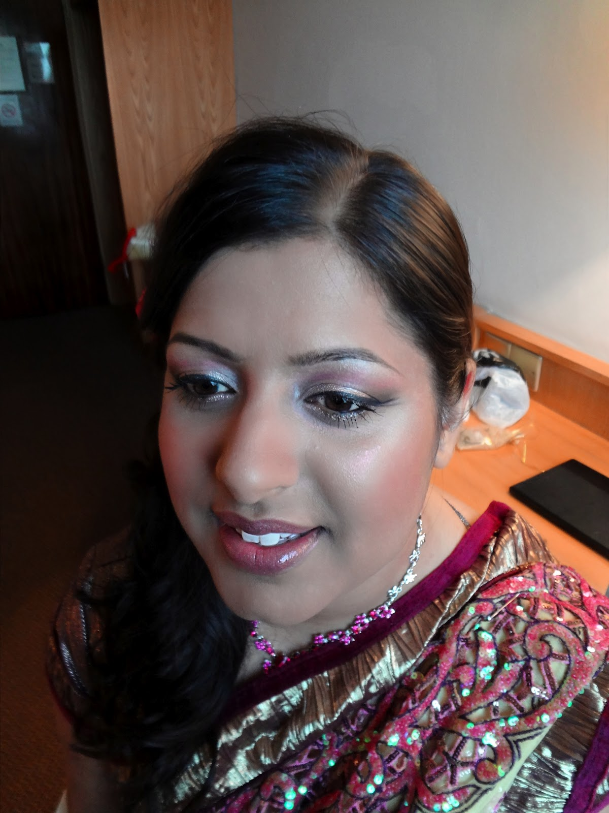 Indian mature woman