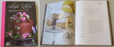 Buch Süße Liebe mit Kardamom Schokoladenkuchen Rezept rechts