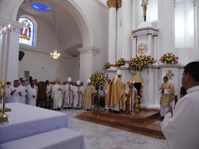 En imponente ceremonia asumió nuevo Obispo de la Diócesis Málaga – Soatá