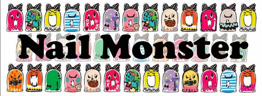 Nail Monster JPN Nail Wraps
