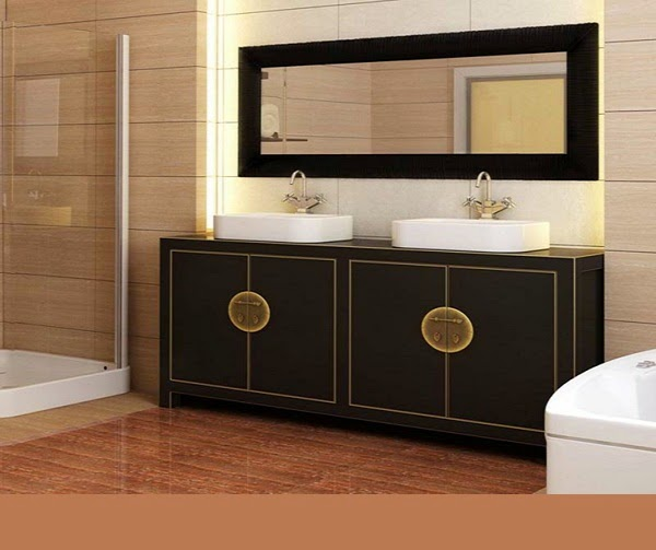 Innovative White Bathroom Vanities  Modern Vanity For Bathrooms
