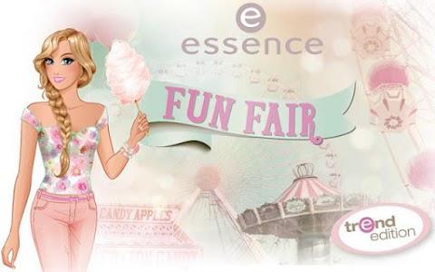Essence Fun Fair Summer 2015 riboto leidimo kolekcija
