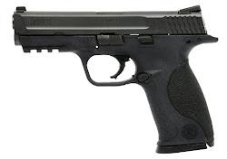 My IDPA firearm
