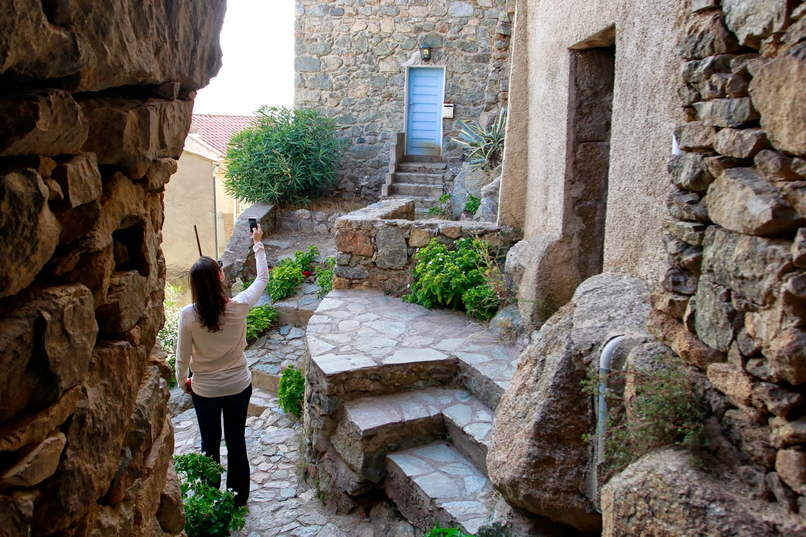 Corsica, France, Mediterranean Island, Most Beautiful Villages, News, San Antonino village, Travel, Village,