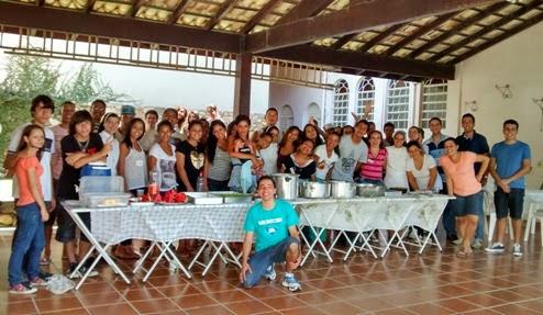 Implantação JM na Diocese de Caraguatatuba (SP)