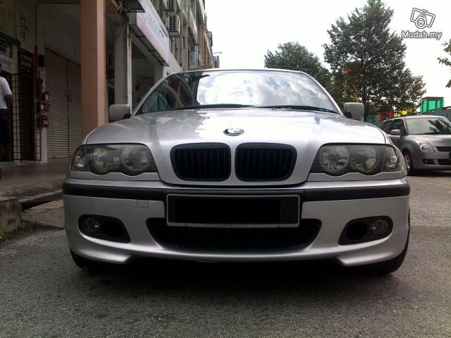 Bimmers Garage Trading Bmw E46 Hamman Foglight Cover For M3 And Mtech Smg Msport Bumper