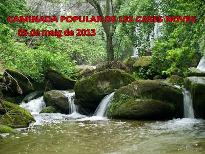 Caminada Popular de Les Cases Noves 2013