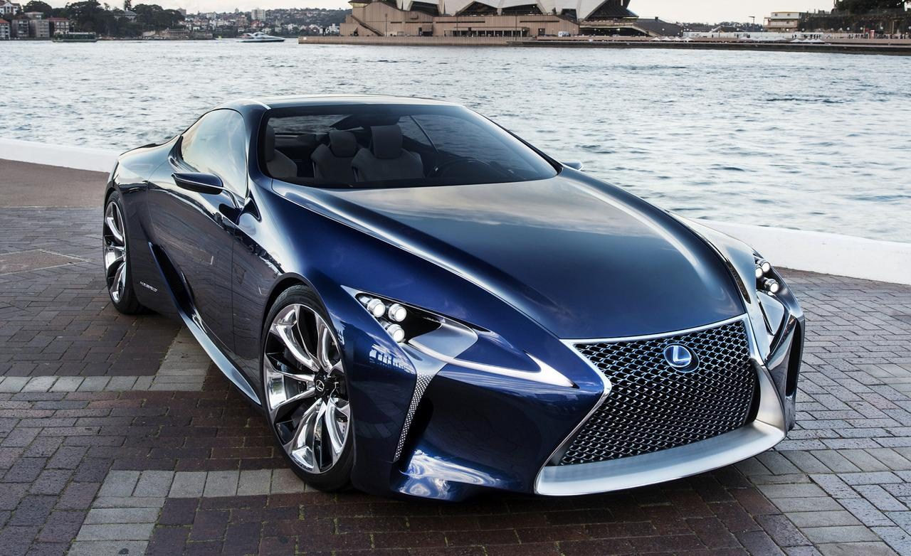 2017 Lexus Lf Lc Images Just Welcome To Automotive