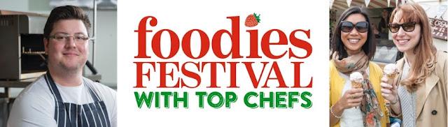 Fanny Cradock Foodies Festival