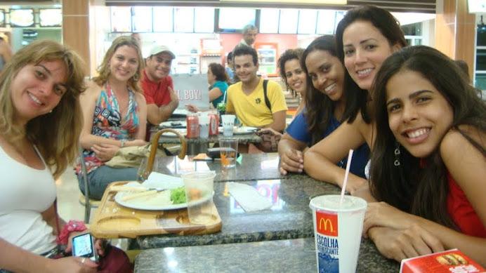 ALUNOS DA CAP no RIO DE JANEIRO
