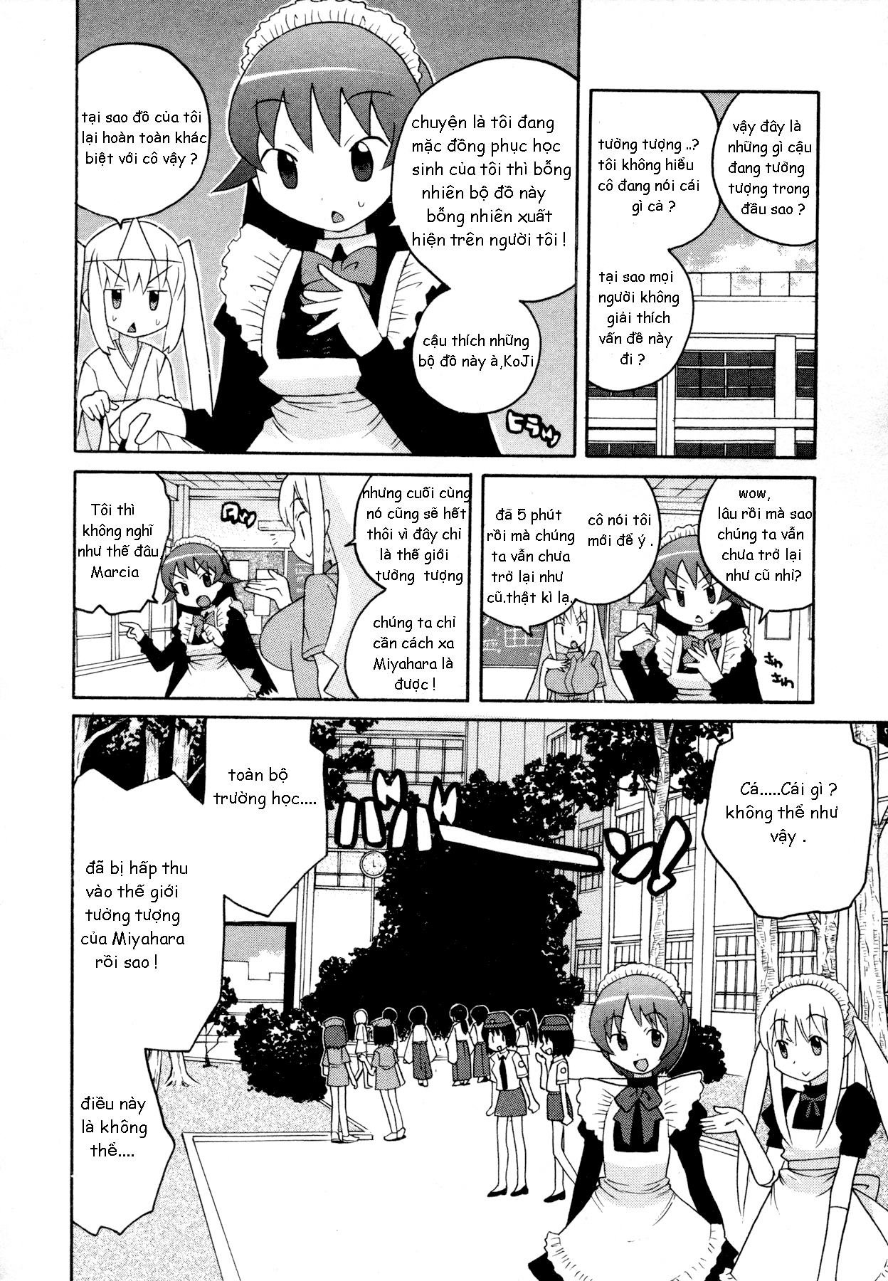 Bakekano: Chapter 10