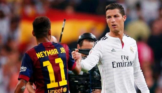 Cerita Antara Ronaldo Dan Nymar